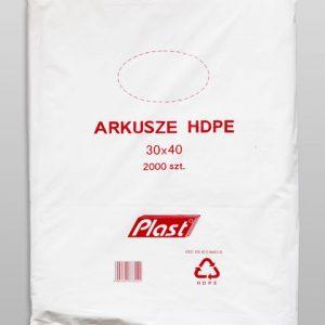 Arkusz foliowy HDPE