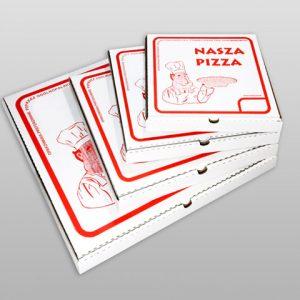 Kartony na pizzę