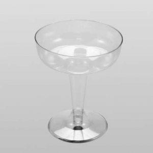 Kieliszki, szklanki jednorazowe