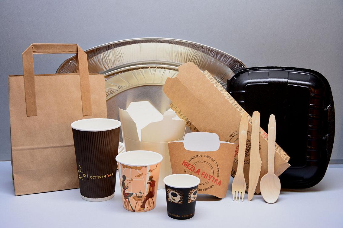 Oferta na naczynia jednorazowe