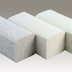 Ręczniki papierowe, czyściwa